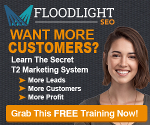 T2 Marketing System by Floodlight SEO