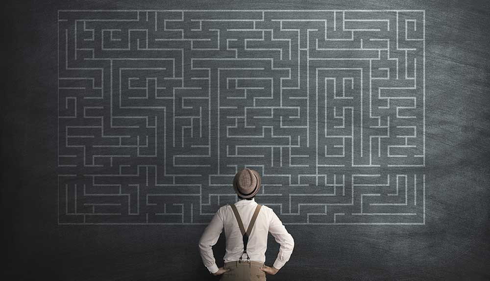 Navigating the maze that is search engine optimization and Online marketing in Judge
